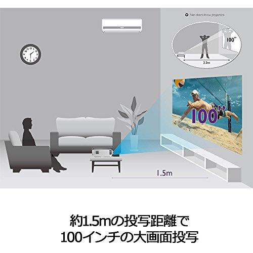 BenQ(ベンキュー)『HomeEntertainment(TH671ST)』