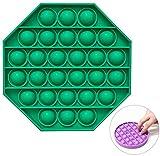 MAGIC SELECT Push Pop Bubble Sensory Fidget Toy, Giocattolo Anti Stress allevia l'ansia,...