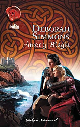 Amor y magia (Los Hermanos Burgh nº 4) de Deborah Simmons