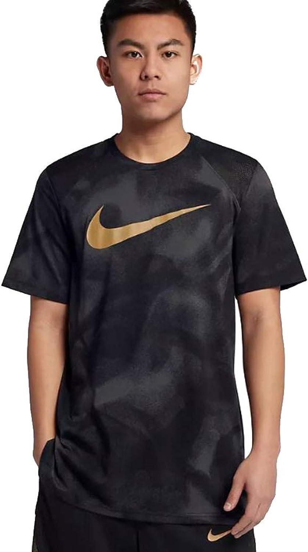 Nike Breathe Elite Print Basketballshirt Herren Shirt