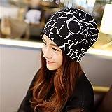 WUTOLUOHANS Chemo Caps for Frauen Slouchy Beanie Headcovers Headwear -