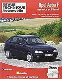 E.T.A.I - Revue Technique Automobile 547.2 - OPEL ASTRA I - F - 1991 à 1998