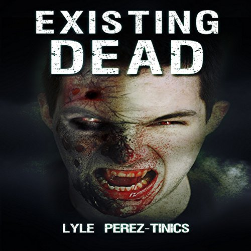 Existing Dead audiobook cover art