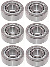 Rotary (6) 484 Bearings Compatible with John Deere JD9296