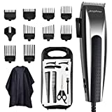 Best Mens Hair Clippers - ACANI Corded Hair Clippers Professional Hair Cutting Kit Review