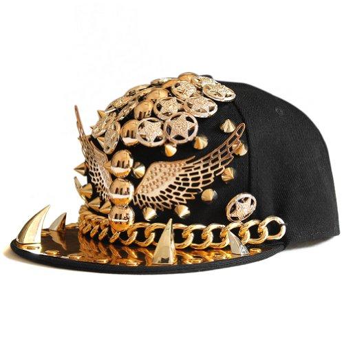LOCOMO Black Gold Eagle Wing Hedgeh…