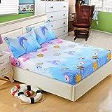 Se utiliza para una sola pieza. Funda de cama 1.3. 5 funda de cama de dibujos...