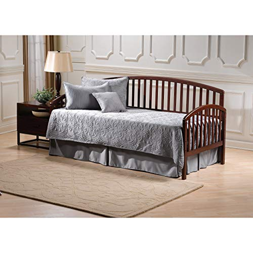 Hillsdale Carolina Daybed in Cherry Finish-Without Trundle - Without Trundle