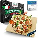 Pizza Divertimento - Pizzastein für Backofen und Gasgrill – Vergleich.org ausgezeichnet - Pizza Stein aus Cordierit bis 900 °C – Pizza Stone für knusprigen Boden & saftigen Belag
