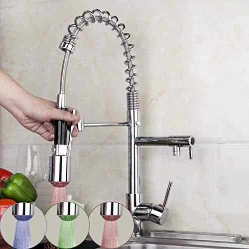 Wasserhahn Moderne Küchenarmaturen Pull Down Waschbecken Waschbecken Mischbatterie Messing Waschtisch Waschtischmontage Wasserhahn Mischbatterien und Wasserhähne