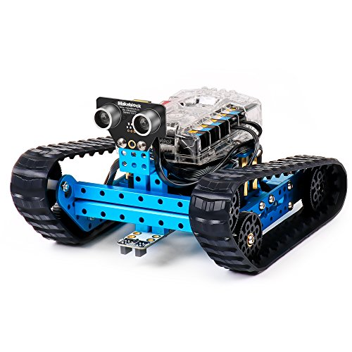 Makeblock mBot Ranger Transformable STEM Educational Robot Kit,a three-in-one educational robot kit for both learning programming and having fun