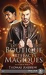Murder by magic, tome 1 : La boutique des artefacts magiques par Andrew