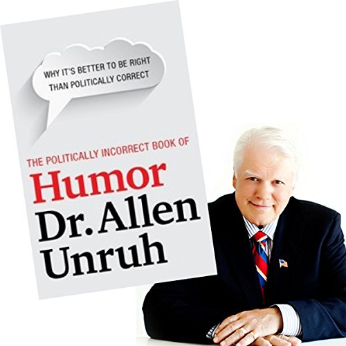 The Politically Incorrect Book of Humor audiobook cover art