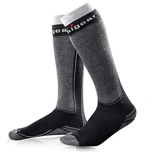 Unigear Ski Socks for Men Women, Merino Wool Warm and Soft Winter...