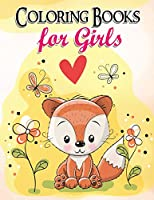 Gorgeous Coloring Book for Girls: The Really Best Relaxing Colouring Book for Girls 2017