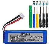 Batmax 3200mAh Battery for JBL Flip 3 JBLFLIP3GRAY GSP872693
