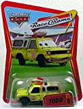 New in Package 55 Scale Mattel Todd Pizza Planet Truck Disney Cars 1