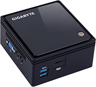 Gigabyte GB BACE 3160 Mini PC Mainboard schwarz
