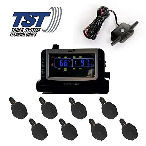 Truck Systems Technology TST 507 - Tensiómetro de neumático con Sensor de Flujo