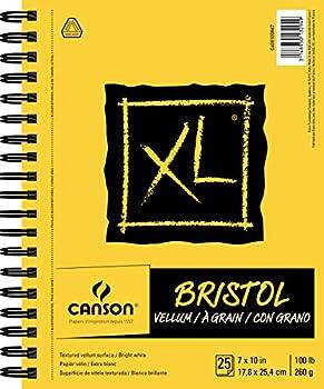 vellum sketchbook