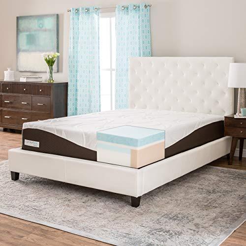 Simmons Beautyrest Comforpedic from Beautyrest Gel Memory Foam 12-inch Full-Size Mattress
