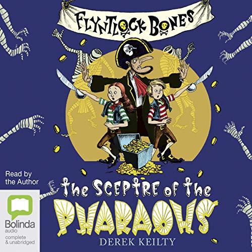 The Sceptre of the Pharaohs cover art