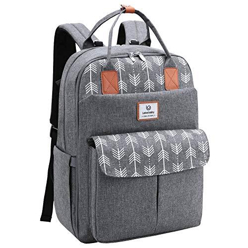 Serenity Garden Diaper Bag for Twins Diaper Bag for Two Diaper Bag for Dad Nursing Bag Utility Tote Craft Storage Craft Tote