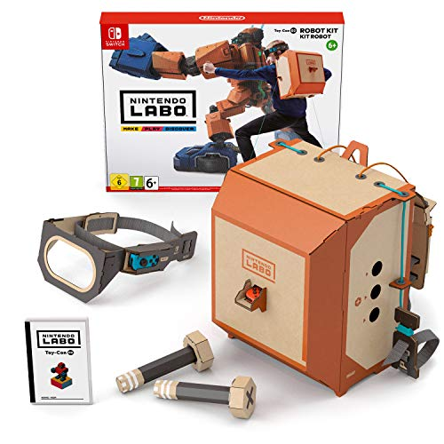 Nintendo Labo: Robo-Set [Nintendo Switch]