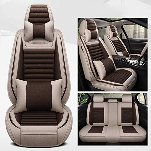 LUCK Seggiolino Auto Copriauto Seat Cover Four Seasons universale compatibile con Lamborghini Huracán, Aventador, Murcielago, Gallardo, Sedile Reventon 5 posti auto all-inclusive copertura dell\'automo