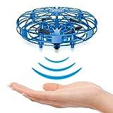 Mini Drone Quad Levitazione Induzione Ufo, Droni Azionati A Mano Per Bambini O Adulti, Elicottero...