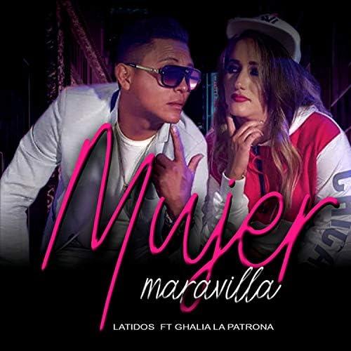 Latidos La Voz Del Corazón feat. Ghalia La Patrona