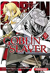 Goblin Slayer Edition simple Tome 9