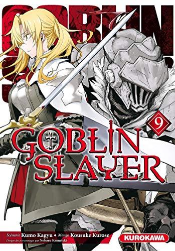 Goblin Slayer Edition simple Tome 9