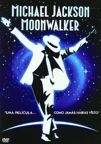 Michael Jackson - Moonwalker [DVD]