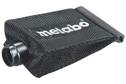 Metabo Textil-Staubbeutel (zum Arbeiten ohne Sauger, leicht entleerbar; für Sander, Multi-, Exzenterschleifer) 631287000