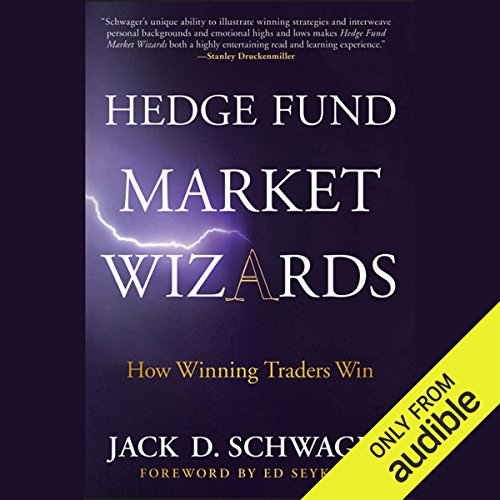 Couverture de Hedge Fund Market Wizards