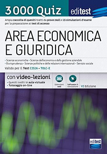 3000 QUIZ AREA ECONOMICA E GIURIDICA