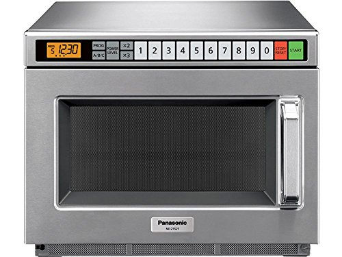 Commercial Series NE-21521 Commercial Microwave Oven 2100 Watts