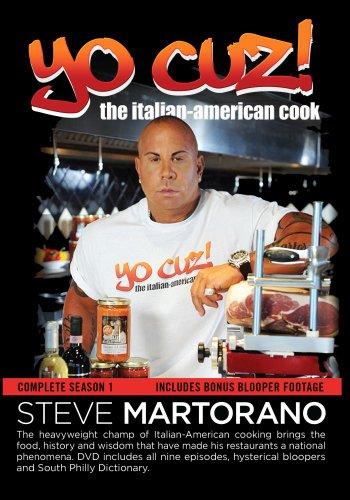Yo Cuz: The Italian-American Cook - season one