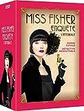 51bA65u6pWL. SL160  - Les Nouvelles Enquêtes de Miss Fisher Saison 2 : Pérégrine reprend ses investigations, dès aujourd'hui sur Acorn TV