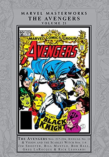Avengers Masterworks Vol. 21 (Avengers (1963-1996)) (English Edition)