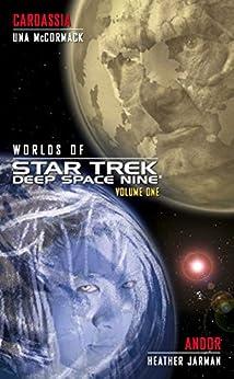 Worlds of Deep Space Nine: CARDASSIA and ANDOR (Star Trek: Deep Space Nine) by [Una McCormack, Heather Jarman]