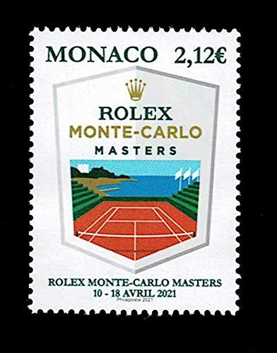 LaVecchiaScatola 2021 Monaco Tennis Rolex Monte-Carlo Masters