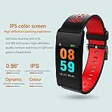 Zoom IMG-2 fitness tracker smart braccialetto x20