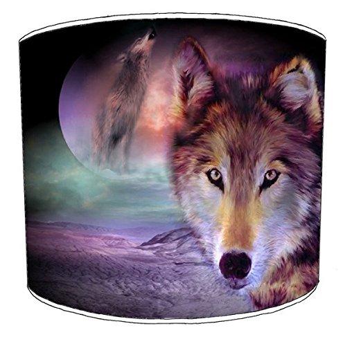Premier Lighting Ltd 30cm Wolf Lampenschirm 20 Für eine Deckenleuchte