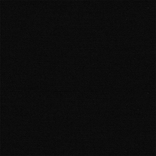 Tela por metros de loneta lisa - Ancho 280 cm - Largo a elección de 50 en 50 cm | Negro