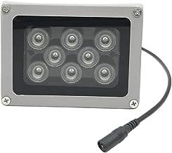 Camera LED Licht IR Infrarood Lamp - type 3 Grijs