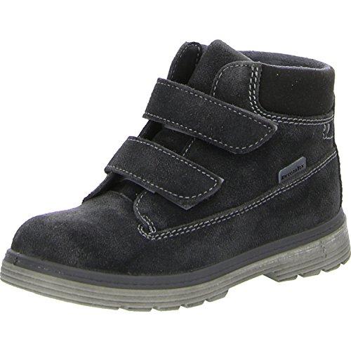 RICOSTA Kinderschuhe Boots Tobias Grau 664822000482 Klettverschluss (31 EU)