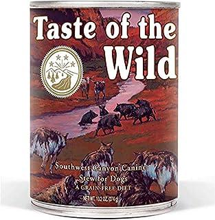 Taste Of Wild Dog Wet Food Southwest Canyon Canine 375gr x 3 Cans