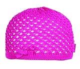 Döll Baby - Mädchen Mützchen 1335750115 Strick-Topfmütze, Gr. 51, Pink (2064 Shocking pink)